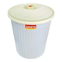 ARISTO GARBAGE BUCKET WITH LID 1.00 No