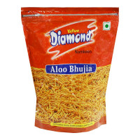 ONDOOR YELLOW DIAMOND ALOO BHUJIA 320 GM BUY 1 GET 1 FREE 1.00 NO PACKET