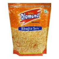 ONDOOR YELLOW DIAMOND BHUJIA SEV 320 GM BUY 1 GET 1 FREE 1.00 NO PACKET