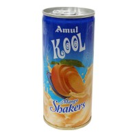 AMUL KOOL MANGO SHAKERS 200 ML CAN