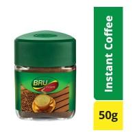 BRU INSTANT COFFEE 50.00 GM JAR