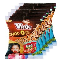 RASNA VITOS CHOCO FILL SNACKS 5X 22 GM
