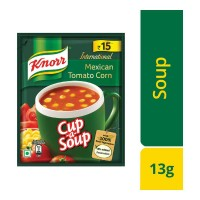 KNORR MEXICAN TOMATO CORN SOUP 13 Gm