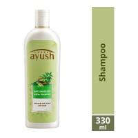AYUSH ANTI DANDRUFF NEEM SHAMPOO 330.00 ML BOTTLE