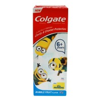 COLGATE BUBBLE FRUIT KIDS TOOTHPASTE (6+YEARS) 80 GM