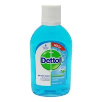 DETTOL MENTHOL COOL DISINFECTANT LIQUID 200 ML