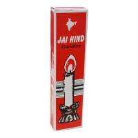 JAI HIND BIG SIZE CANDLES 6.00 Pcs Packet