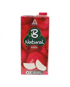 B NATURAL APPLE JUICE 1 LTR