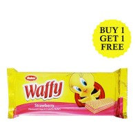 DUKES WAFFY STRAWBERRY 75 GM BUY 1 GET 1 FREE