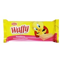DUKES WAFFY STRAWBERRY 75 GM BUY 1 GET 1 FREE 75.00 GM PACKET