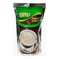 BRU GREEN LABEL COFFEE 200.00 Gm Packet