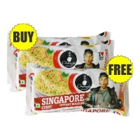 CHINGS SECRET SINGAPORE CURRY INSTANT NOODLES 240 GM BUY 2 GET 1 FREE