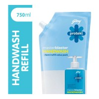GODREJ PROTEKT MASTERBLASTER HANDWASH 750.00 ML PACKET