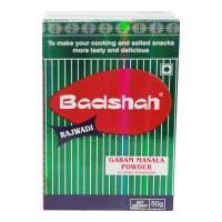 BADSHAH RAJWADI GARAM MASALA POWDER 50 GM