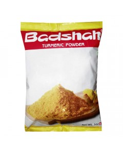 BADSHAH TURMERIC POWDER 500 GM