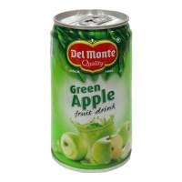 DEL-MONTE GREEN APPLE FRUIT DRINK 180.00 ML