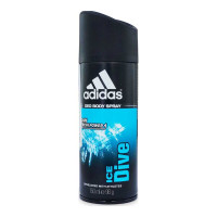 ADIDAS ICE DIVE DEODORANT 150 ML
