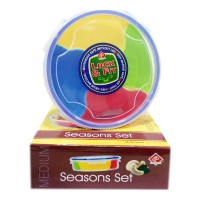 LOCK-&-FIT SEASONS SET MEDIUM 1.00 PCS BOX