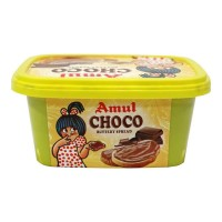 AMUL CHOCO BUTTERY SPREAD 200.00 GM BOX