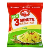MTR 3 MINUTE POHA 60.00 GM PACKET