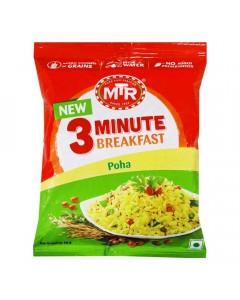 MTR 3 MINUTE BREAKFAST POHA 60 GM