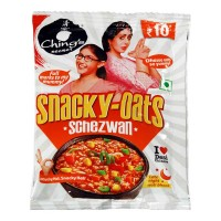 CHINGS SECRET SNACKY-OATS SCHEZWAN 25.00 GM PACKET