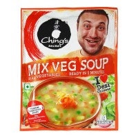 CHINGS SECRET MIX VEG SOUP 55.00 GM PACKET