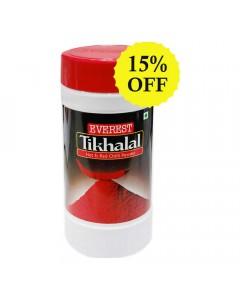EVEREST TIKHALAL RED CHILLI POWDER 500 GM JAR