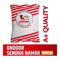 ONDOOR SENDHA NAMAK PACKED 500.00 GM PACKET