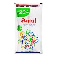 AMUL PURE GHEE 40 ML POUCH