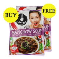 ONDOOR CHINGS SECRET MANCHOW SOUP 55 GM BUY 1 GET 1 FREE