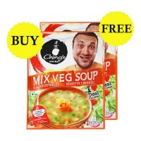 CHINGS SECRET MIX VEG SOUP 55 GM BUY 1 GET 1 FREE
