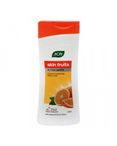 JOY SKIN FRUITS ACTIVE WHITE BODY LOTION 300 ML