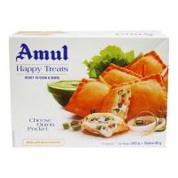 AMUL CHEESE ONION POCKET 300.00 GM BOX