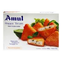 AMUL MASALA PANEER NUGGETS 300.00 GM BOX