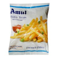 AMUL FRENCH FRIES 425.00 GM PACKET