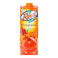 REAL POMEGRANATE JUICE 1.00 LTR TETRAPACK