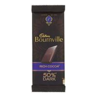 CADBURY BOURNVILLE RICH COCOA CHOCOLATE 80 GM