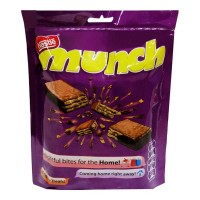 NESTLE MUNCH CHOCOLATE 222.00 GM PACKET