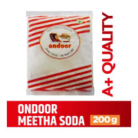 ONDOOR MEETHA SODA PACKED 200.00 GM PACKET