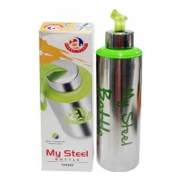 AARAV PLAST MY STEEL BOTTLE 900 1.00 NO