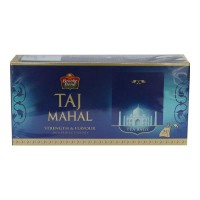 BROOKE BOND TAJ MAHAL 25 TEA BAGS 1.00 No Box
