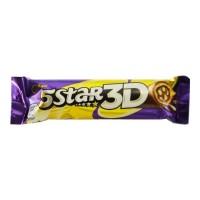 CADBURY 5 STAR 3D CRUNCHY CHOCOLATE 45.00 GM PACKET