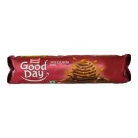 BRITANNIA GOOD DAY CHOCO ALMOND COOKIES 100 GM PACKET