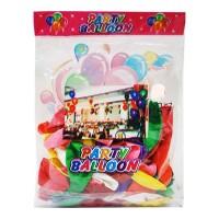 PARTY BALLOON LARGE RL 50 1.00 NO PACKET