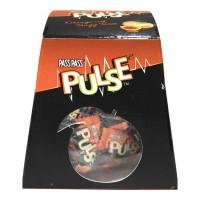 PASSPASS PULSE ORANGE CANDY PYRAMID PACK 200 GM