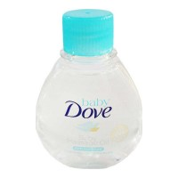 DOVE BABY MASSAGE OIL RICH MOISTURE 100.00 ML BOTTLE