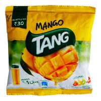 TANG MANGO DRINK 125.00 GM PACKET