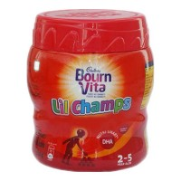CADBURY BOURNVITA LIL CHAMPS- 500.00 GM JAR