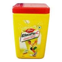 DABUR GLUCOPLUS-C LEMON 400 GM JAR